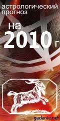 гороскоп на 2010 год козерог